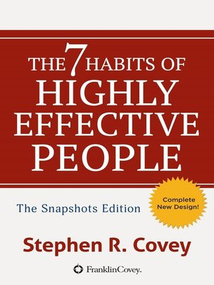 Read more about the article THE 7 HABITS OF HIGHLY EFFECTIVE PEOPLE