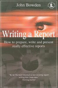 Read more about the article Writing a Report