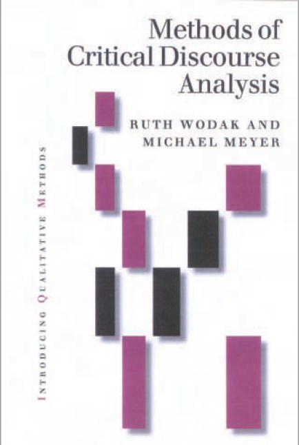 methods of critical discourse analysis
