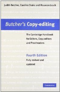 Read more about the article Butcher's Copy-editing