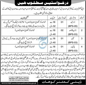Read more about the article Naib Qasid | Jobs in Kohat