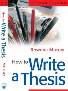 Read more about the article How to Write a Thesis
