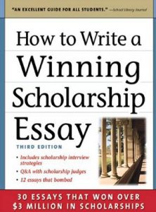 Read more about the article How to Write a Winning Scholarship Essay