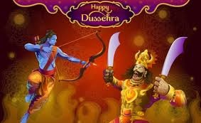 the best places for Dussehra