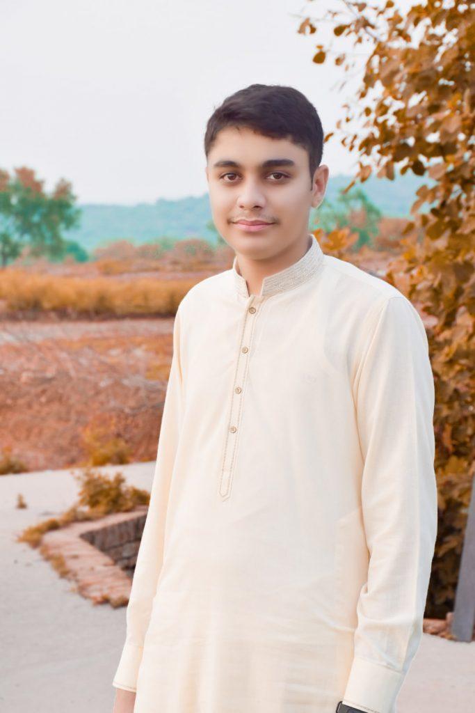 Muhammad Wajahat Asif Feeling Relaxed