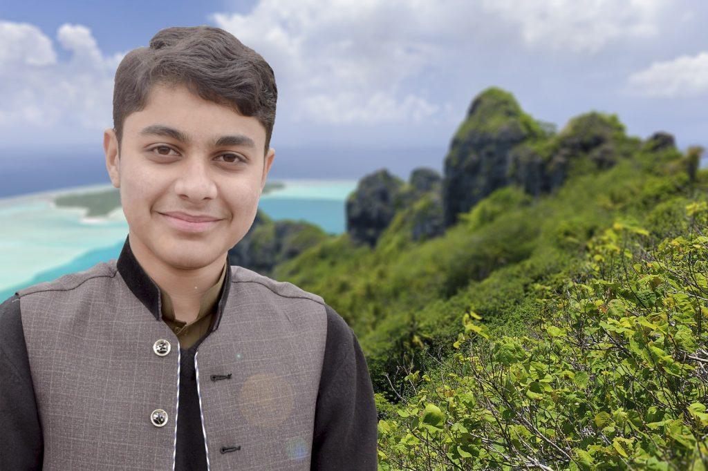Muhammad Wajahat Asif Passing Smile